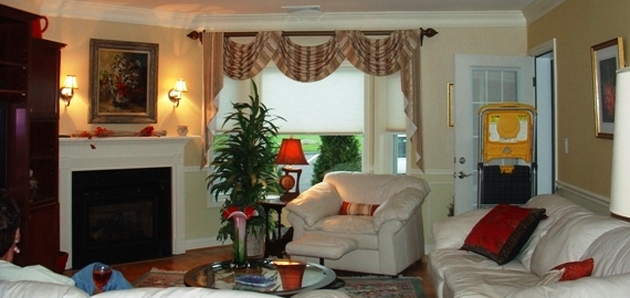 Readymade Window Treatment in Northborough
