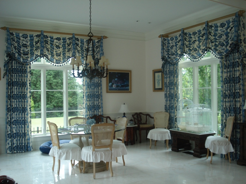 Custom Window Treatment in MA