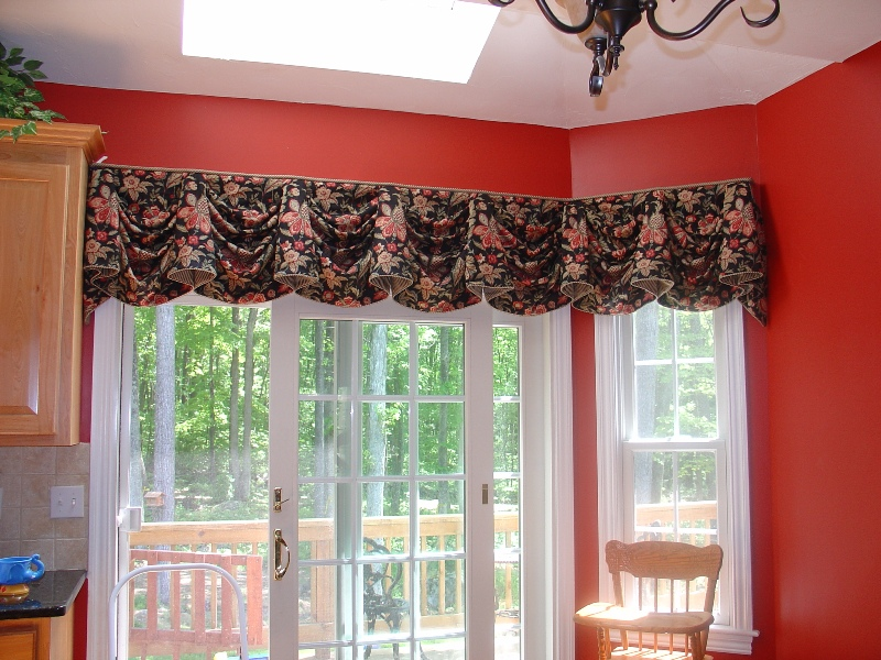Custom Window Treatment in Southborough /