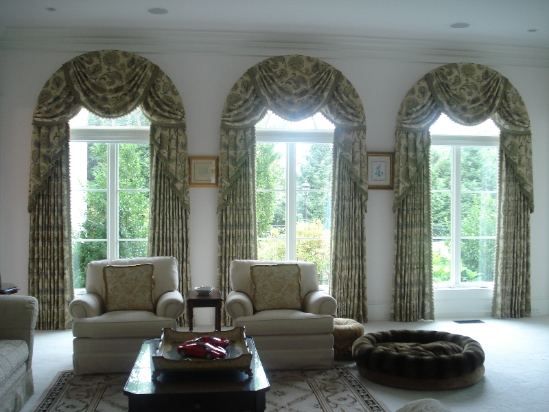 Custom Window Treatment in Boston